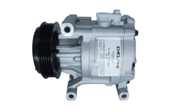 Compressores COMPRESSOR SCROLL - FIAT PALIO / SIENA / PUNTO / FIORINO 1.3 / 1.4