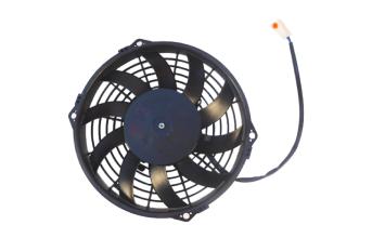 Eletroventiladores ELETROVENTILADOR SPAL VA07-BP12/C-58S 9' 24V SOP PF BAIXO