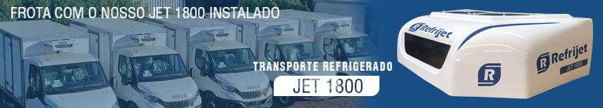 Frota Com o Nosso JET 1800 Instalado Refrijet Tudo em Peças para seu Ar Condicionado Automotivo