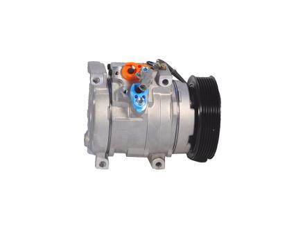 Compressores COMPRESSOR 10S15 TOYOTA HILUX DIESEL SRV / SW4 / NEW HOLLAND CNH - 2005>2015 Imagem 1