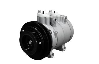Compressores COMPRESSOR HYUNDAI RETROESCAVADEIRA 140 / KOMATSU MOTONIVELADORA GRANDE 555 HL - HS15