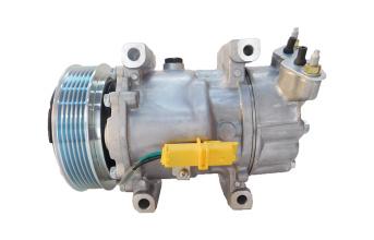 Compressores COMPRESSOR PEUGEOT 206 / 207 / 307 / CITROEN C3 / C4