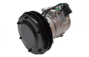 Compressores COMPRESSOR KOMATSU PC200-7 E WA200 / CATERPILLAR / HITACHI - 10S15C